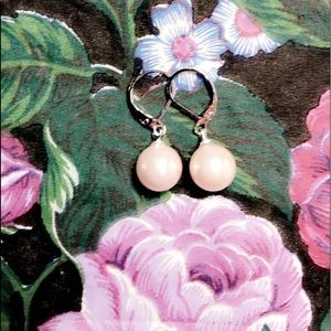 The Pearl Source Jewelry - BRAND NEW 10MM GENUINE PINK FRESHWATER EARRINGS